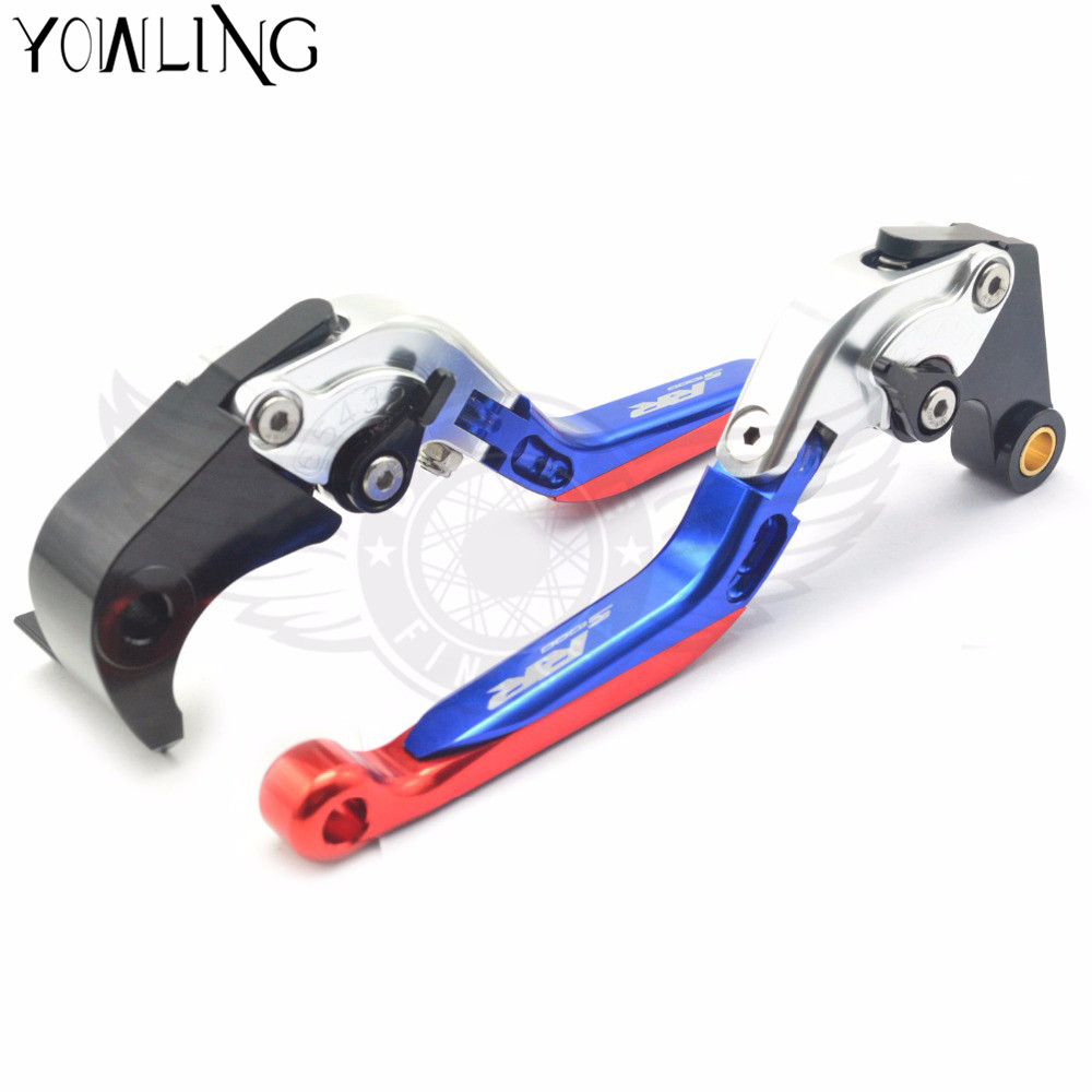 Motorcycle Adjustable CNC Aluminum Brakes Clutch Levers Set Motorbike brake for BMW S1000RR S1000 RR 2010 2011 2012 2013 2014 motorcycle brake clutch levers for suzuki gsxr1000 2007 2008 2pcs aluminum high quality motorbike brakes parts