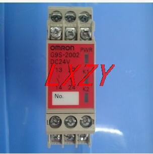 Free Shipping 1pcs/lot The original Japanese safety relay G9S-2002 DC24V free shipping 1pcs lot the original japanese level relay 61f g4n