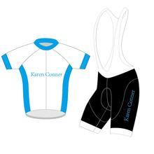Карен Коннор DIY заказной набор для велоспорта
