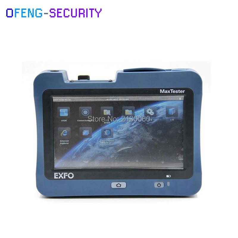 EXFO OTDR 1310/1550 30/28dB MAX710B Optical Time Domain Reflectometer OTDR