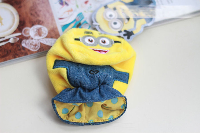 Outstanding Us 7 14 13 Off Minions Car Interior Decoration Accessories Short Plush Cartoon Steering Wheel Cover Car Seat Belt Covers Car Neck Pillow Set In Andrewgaddart Wooden Chair Designs For Living Room Andrewgaddartcom