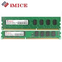 IMICE Máy Tính Để Bàn PC RAMs DDR3 2 Gam 4 Gam 8 Gam 1333 MHz 1600 MHz 240-Pins Bộ Nhớ RAM 1.5 V DIMM Cho AMD non-ECC PC Memory Bảo Hành Trọn Đời