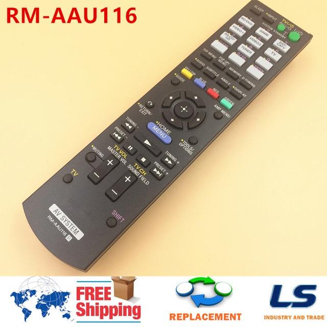 aliexpress com buy remote control rm aau116 rm aau113 for sony av rh aliexpress com Sony STR Av 460 Manual Old Sony Receivers