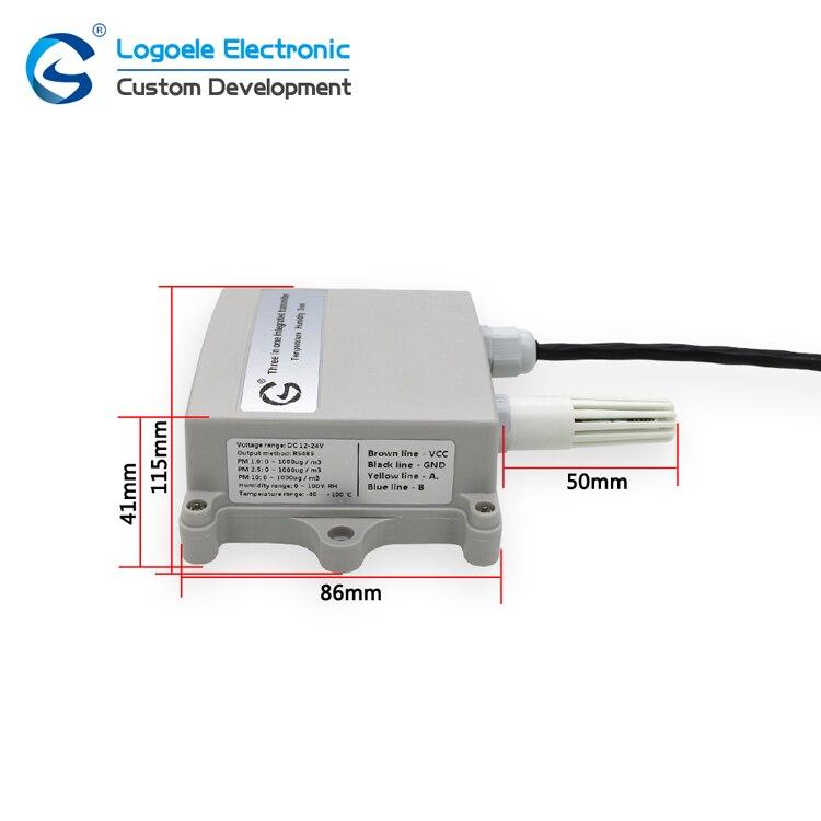 Controle de saída do transmissor rs485 de