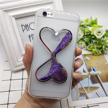 Cute Liquid Glitter Quicksand Case for Meizu M2 M3 M3S M5 M5