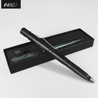 Ariza Portable EDC Self Defense Aviation Aluminum Tactical Survival Break Glass Pen For Women Girls Children