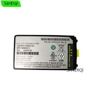Symbol MC3190-R MC3090-S Battery For Motorola Zebra 10pcs/Lot Rev 2740mah P/N:82-127912-01