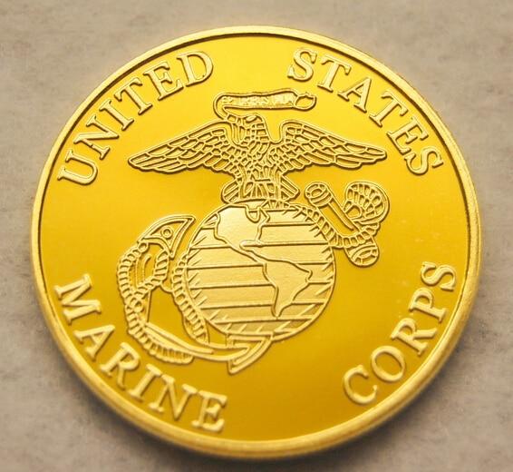 Low Price 22k Custom Gold American Eagle Coins Design Replica 24k