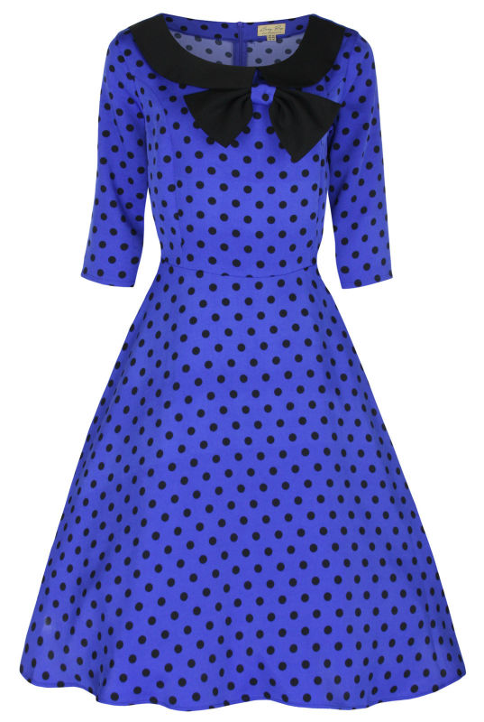 Fifties style plus size dresses