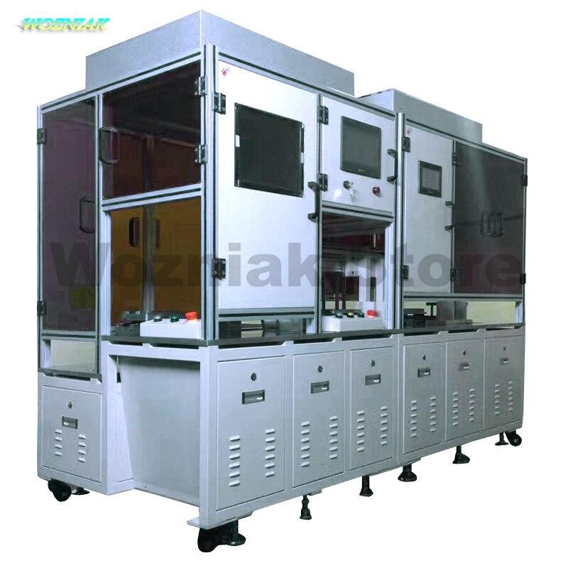 Wozniak Full Automatic Precision Assembly Line Production Intelligence Vacuum OCA Laminating Machine All For Iphone Samsung