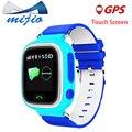 Q90 Tela sensível ao toque WIFI bebê Inteligente Watch phone SOS Chamada Local localizador GPS Rastreador para crianças anti perdido lembrete PK Q100 Q50