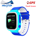 Touch Screen Q90 WIFI Smart baby Watch phone SOS Call Location Finder GPS Tracker for kids anti lost reminder PK Q100 Q50