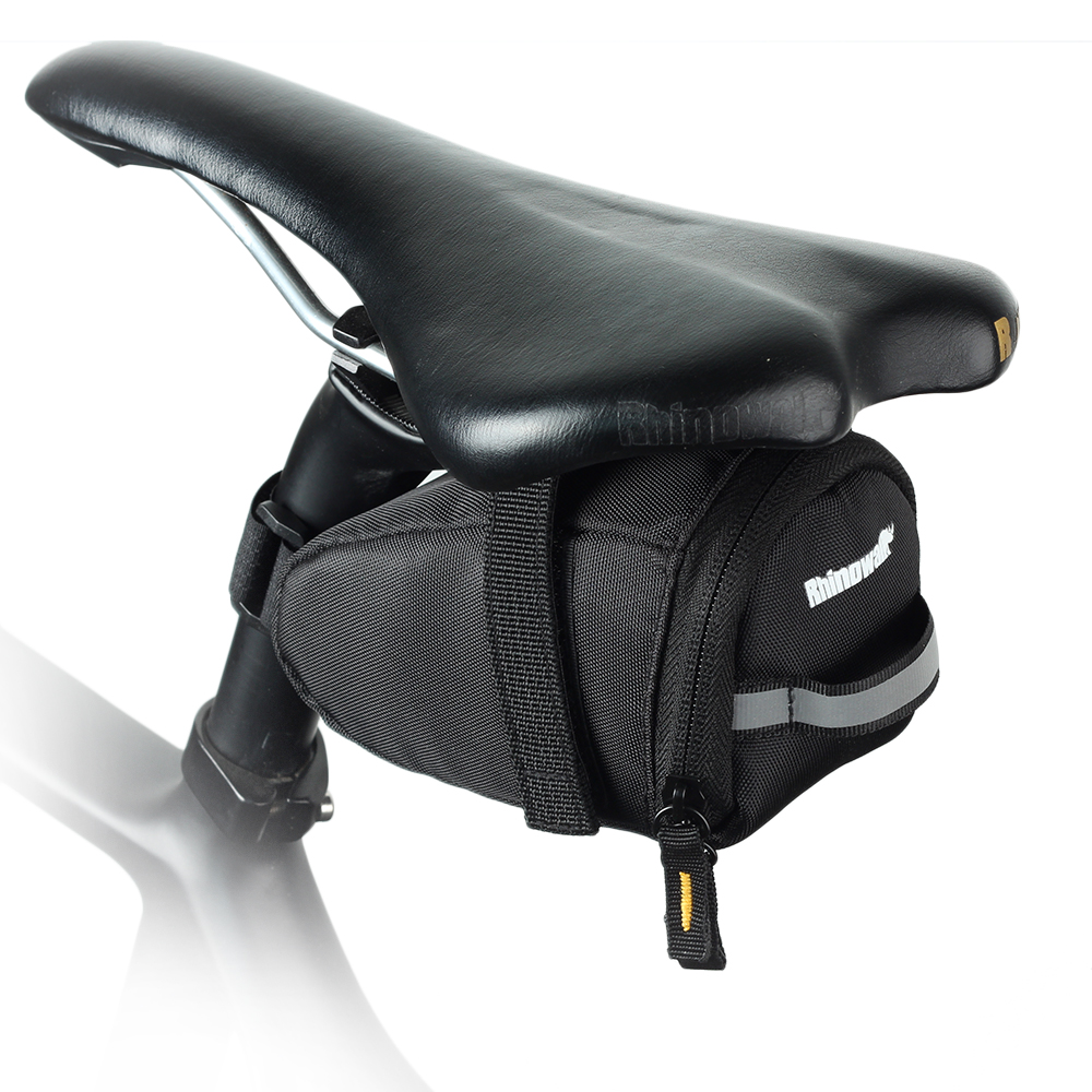 Outdoor road bicycle saddle bag mountain Seatpost Bag mtb bike bag back seat tail rear tool bag cycling Pouch bike Accessories roswheel bicycle bag men women bike rear seat saddle bag crossbody bag for cycling accessories outdoor sport riding backpack