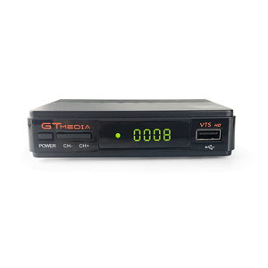 Image 4 - DVB S2 recettore satellite Europa decoder GTMedia V7S HD Ricevitore Satellitare Digitale DVB S2 V7S 1080P USB WIFI Aggiornamento Freesat v7