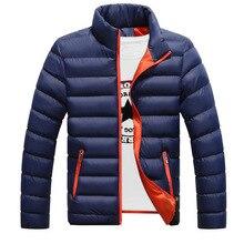 Winter Jacket Men Cotton Coat Outwear Parka Men's Jackets Male Coats Man Casual Warm Parkas Brand Clothing Chaqueta Hombre 2016