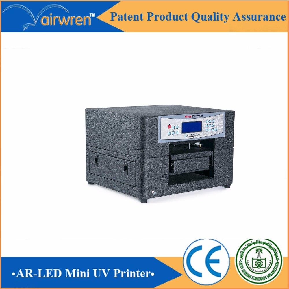 2017 New Cellphone Notebook Cover Printing Machine Price A4 Digital Uv Cell Phone Case Printer