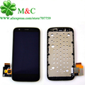 Original For Moto G LCD Touch Panel For Motorola MOTO G XT1032 XT1033 Display Touch Screen Digitizer Assembly With Frame