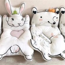 Игровой коврик для детей, Детский игровой коврик, мягкий удобный детский коврик для ползания, хлопковые теплые Коврики для спальни