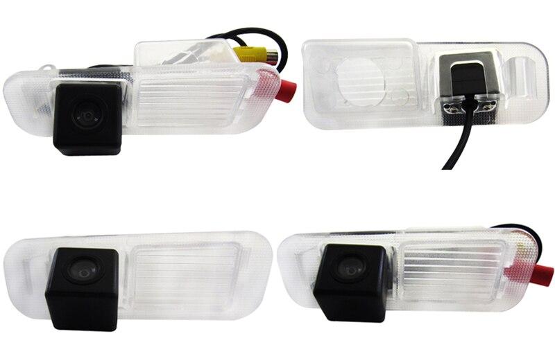 இFuwayda color CCD cámara de visión trasera para KIA K2 Rio sedán + ...