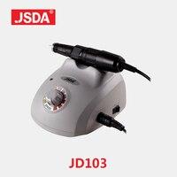 Бесплатная доставка 2018 г. прямые продажи, настоящие Jsda Jd103h 65 Вт ногти Книги по искусству польский Инструменты Электрический Маникюр Педикюр