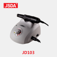 Free Shipping 2018 Direct Selling Real Jsda Jd103h 65w Nails Art Polish Tools Electric Manicure Pedicure Nail Drills Machinel