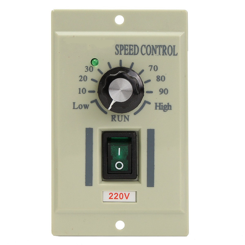 AC 220V 50hz Motor Speed Control Controller For AC 220V 50W,100W,120W,200W,300W,400W DC Motor tp760 765 hz d7 0 1221a