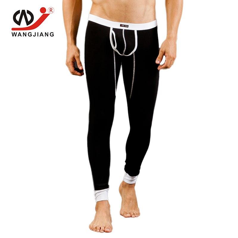 WJ Mens Joggers Pantalon Homme Sweatpants Sweat Pants Compression Men Pantalones Hombre Modal Leggings Men Pants Compression