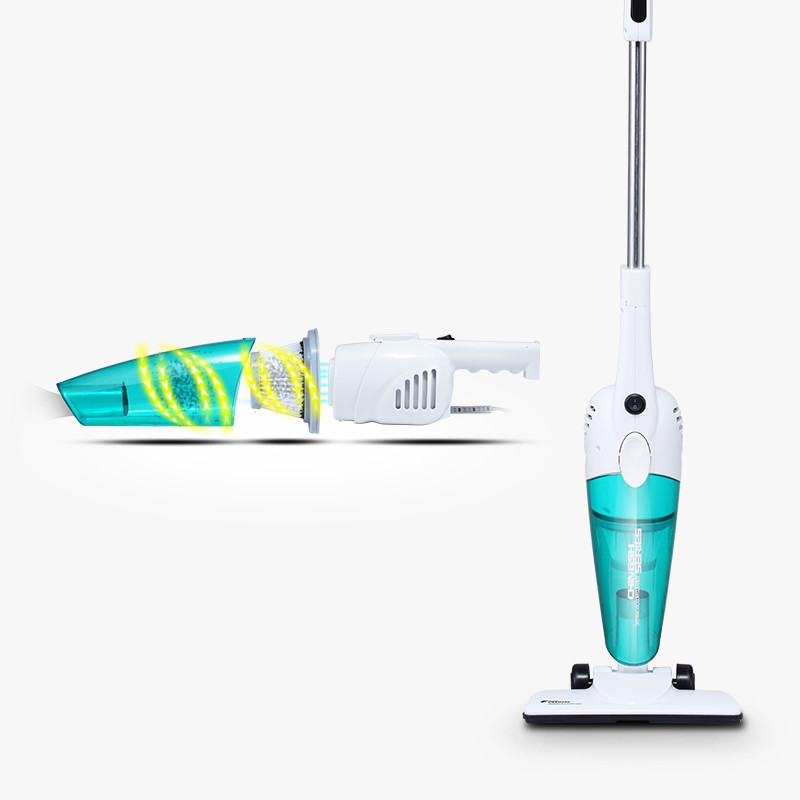 DEUMA DX128C Mini High Power Vacuum Cleaner Home Small Mute Handheld Strong In Addition To Mites Carpet Cleaners vacuum cleaner putter mini handheld no supplies high power carpet in addition to mites stainless steel filter