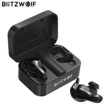 Blitzwolf Bluetooth V5.0 TWS Wireless Earphone Stereo Earbuds Waterproof Microphone Sport Earphone with Charging Box for Phone-in Bluetooth Earphones & Headphones from Consumer Electronics on Aliexpress.com | Alibaba Group