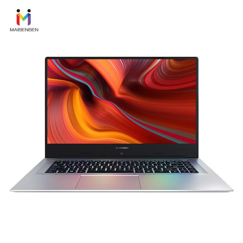 Ultra-slim Office Laptop MAIBENBEN  XIAOMAI 6A 15.6