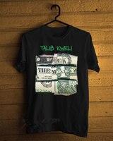 Tailored Shirts O Neck Comfort Soft Short Sleeve Mens Talib Kweli F K The Money Shirt