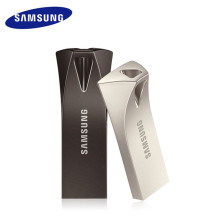 Original Samsung metal BAR PLUS usb flash drive 3.1 cle usb stick 256GB pendrive plus usb 3.0 high speed disk on key Pen Drive