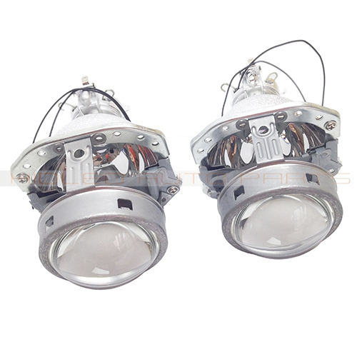 1 Pair HID BI-XENON EVOX-R HELLA GEN 4 PROJECTOR LENS FOR D2S BULBS HELLA LENS UNIVERSAL USE HID PROJECTOR new m803 2 5 car motorcycle universal headlights hid bi xenon projector kit and m803 hid projector lens for free shipping