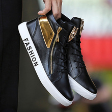 High top Sneakers Men Shoes 2019 Spring Ins