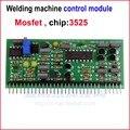 Модуль управления Mosfet wtih chip 3525 для сварочного аппарата с регулируемым потенциометром