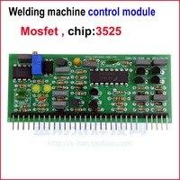 Mosfet وحدة تحكم صغيرة مع رقاقة 3525 ل zx7 TIG آلة لحام للعاكس مع الجهد قابل للتعديل|chips machine|chip module  -
