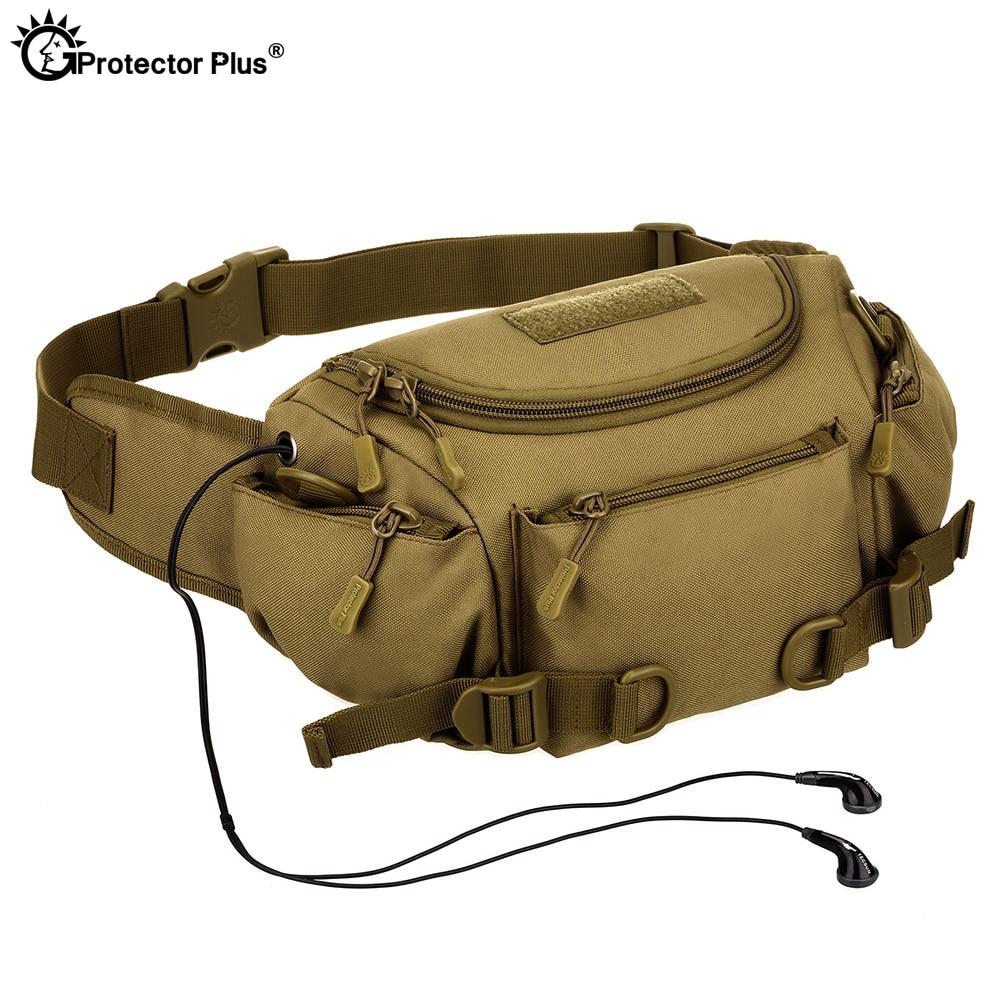All'aperto Di Sacchetto Del acu dd Camouflage Militare Messaggero Protezione Arrampicata Equitazione uso Della Tattico bk Dual Cb Vita Sportiva Più Multifunzione txPgOB