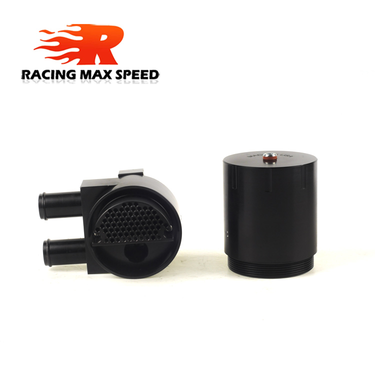 Image 4 - Billet Oil Catch Can Reservoir Tank Universal Oil container Baffled Aluminum For BMW  N54 335i 535i E90 E92 E82 OCT 1124 BK-in Oil Filter Sets from Automobiles & Motorcycles