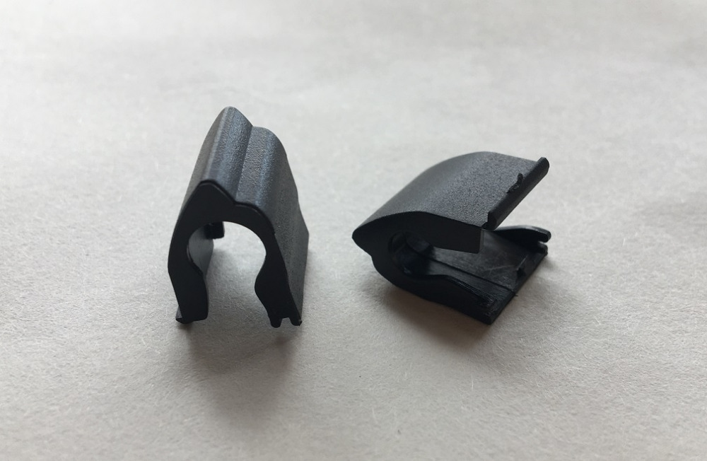 Left and Right Samsung N120 Hinge covers pair