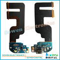 Dock Connector Charger Charging Port Flex Cable for HTC One mini 2 (One M8 mini) Micro USB Dock + Mic Microphone,Best quality