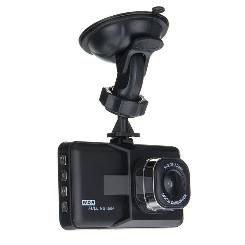 Car DVR Dash Camera Full HD 1080P Video Recorder Camcorder Motion Detection / Loop Recording Dash Cam Car Electronics