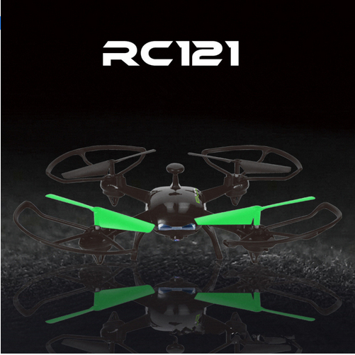 2 4G Speed Change Headless RC Drone RC121 with HD Camera rc Quadcopter One key to