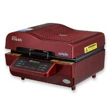 New 3D Sublimation Heat Press Printer 3D Vacuum Heat Press Printer Machine Printing for Cases Mugs