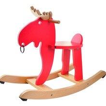 Детский стул для детского сада из цельного дерева детское кресло-качалка шезлонг enfant детская мебель детский стул 74,5*29*8 см muebles para bebe