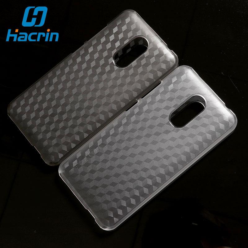 Homtom ht37 case case nuevo estilo delgado de la alta calidad de plástico duro v