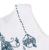 Robe Fille niños Pequeños Vestidos de Niña 2017 Otoño Marca Vestido de Niña Ropa de Los Cabritos de Impresión Jardín Botánico Vestido de Princesa Ropa de Niña