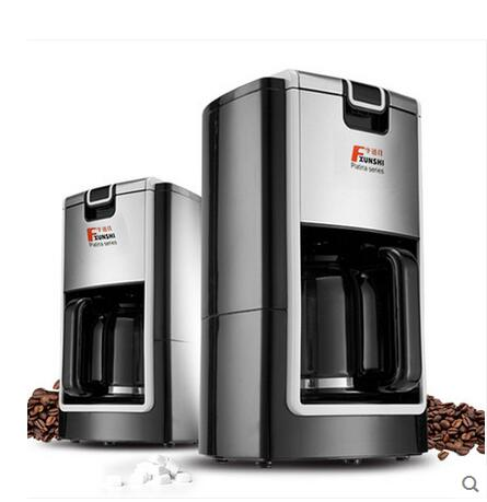 Cafe americano machine household automatic mini manual drip coffee maker commercial tea machine ...