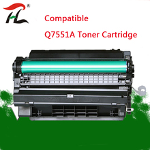 Compatible Toner Cartridge Q7551A 7551 Replacement For HP LaserJet M3027  M3035 MFP P3005 P3005d P3005dn printers цена