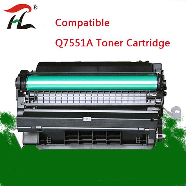 Compatible Toner Cartridge Q7551A 7551 Replacement For HP LaserJet M3027  M3035 MFP P3005 P3005d P3005dn printers