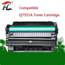 Q7551A 7551 Substituição Do Cartucho de Toner compatível Para HP LaserJet MFP M3027 M3035 P3005 P3005d P3005dn impressoras